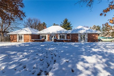 9530 Holliday Drive, Indianapolis, IN 46260 - #: 21614693