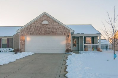 1438 Bluestem Drive, Greenwood, IN 46143 - #: 21614806