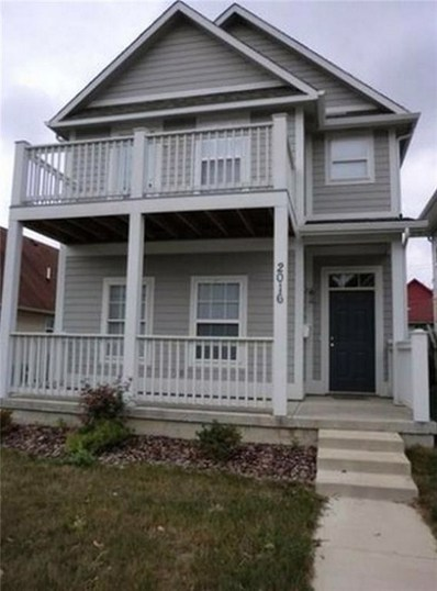 2016 N College Avenue, Indianapolis, IN 46202 - #: 21614851