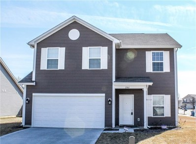 2361 Silver Spur Drive, Greenfield, IN 46140 - #: 21614951