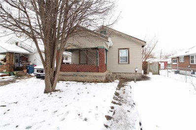 847 S Pershing Avenue, Indianapolis, IN 46221 - MLS#: 21615010