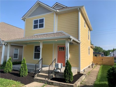 818 Lincoln Street, Indianapolis, IN 46203 - #: 21615104