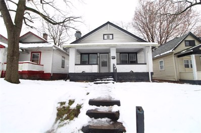 1345 W Roache Street, Indianapolis, IN 46208 - #: 21615174