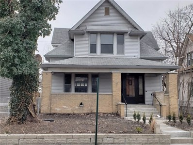 856 Eastern Avenue, Indianapolis, IN 46201 - #: 21615195