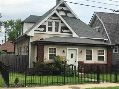 814 E Raymond Street, Indianapolis, IN 46203 - #: 21615202