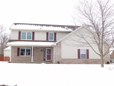6111 Sloan Valley Drive, Columbus, IN 47203 - #: 21615326