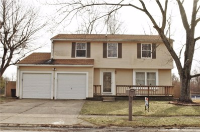 6309 Granner Drive, Indianapolis, IN 46221 - MLS#: 21615365