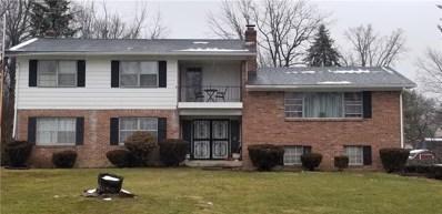 5902 E Winston Drive, Indianapolis, IN 46226 - #: 21615466