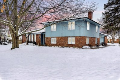 1646 Oakwood Drive, Anderson, IN 46011 - #: 21615500