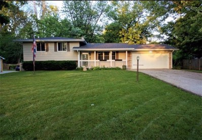 9861 Woodbriar Lane, Indianapolis, IN 46280 - #: 21615584