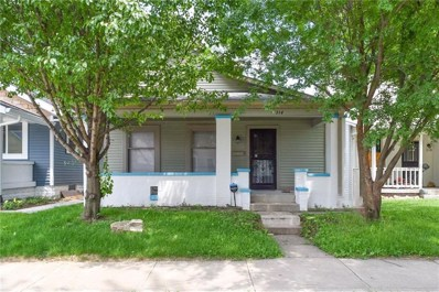 314 Iowa Street, Indianapolis, IN 46225 - #: 21615600