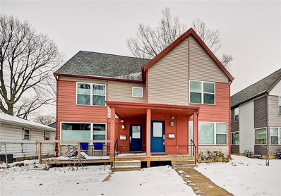 2013 Bellefontaine Street, Indianapolis, IN 46202 - #: 21615707