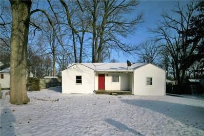 8246 N Sugar Creek Myrtle Lane, Fairland, IN 46126 - #: 21615760