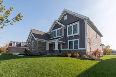 4913 Rustling Ridge Court, Noblesville, IN 46062 - #: 21615816