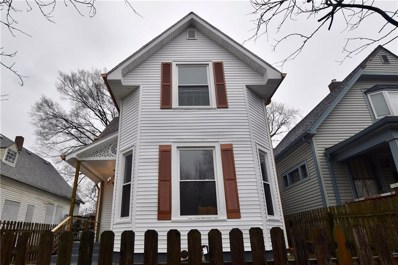1427 Union Street, Indianapolis, IN 46225 - #: 21616007