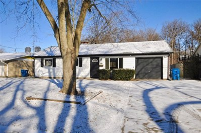 8124 E 37th Place, Indianapolis, IN 46226 - #: 21616197