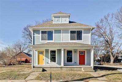 1004 Villa Avenue, Indianapolis, IN 46203 - #: 21616213