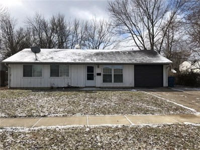 3604 N Decamp Drive, Indianapolis, IN 46226 - #: 21616508