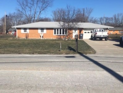 816 W 60th Street, Anderson, IN 46013 - #: 21616568
