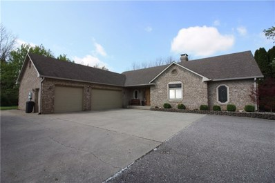 4495 W Stones Crossing Road, Greenwood, IN 46143 - #: 21616585