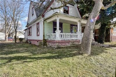 801 N Rural Street, Indianapolis, IN 46201 - #: 21616591