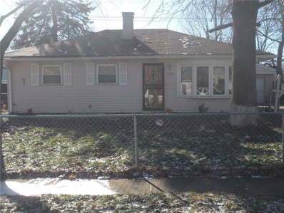 4025 Patricia Street, Indianapolis, IN 46222 - MLS#: 21616593