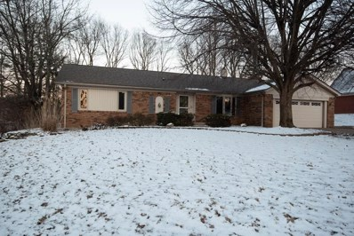 8625 Ridge Hill Drive, Indianapolis, IN 46217 - #: 21616630