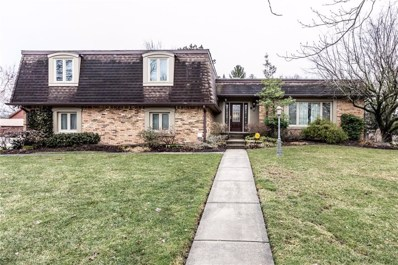1919 Huckleberry Court, Indianapolis, IN 46260 - #: 21616639