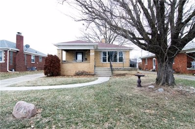 1314 N Downey Avenue, Indianapolis, IN 46219 - #: 21616817