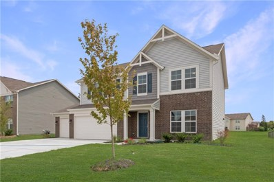 5589 W Woodhammer Trail, McCordsville, IN 46055 - #: 21616841