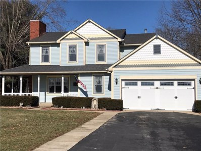 6210 W Ralston Road, Indianapolis, IN 46221 - #: 21616852