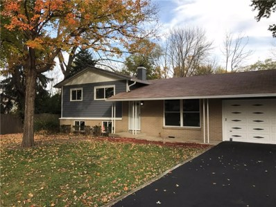 1337 Hathaway Drive, Indianapolis, IN 46229 - MLS#: 21616911