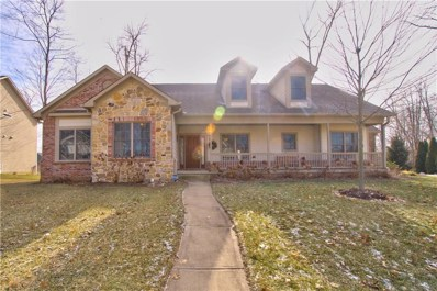 5621 Peaking Fox Drive, Indianapolis, IN 46237 - #: 21616978