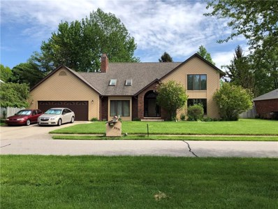 3831 Oriole Drive, Columbus, IN 47203 - #: 21617004