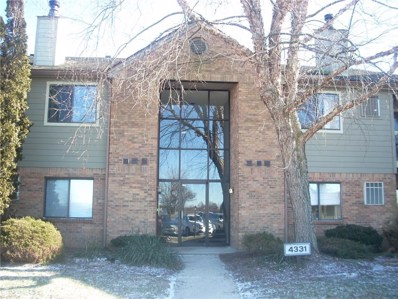 4331 Village Parkway Circle W UNIT 7, Indianapolis, IN 46254 - #: 21617022
