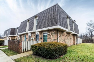7417 Country Brook Drive, Indianapolis, IN 46260 - #: 21617100