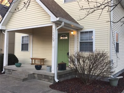 1329 Spruce Street, Indianapolis, IN 46203 - #: 21617139