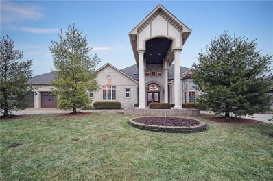 6896 Carters Grove Dr, Noblesville, IN 46062 - #: 21617176