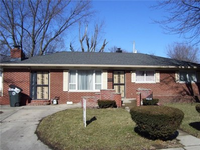 7618 E 48th Street, Lawrence, IN 46226 - #: 21617230