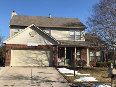 10575 Greenway Drive, Fishers, IN 46037 - #: 21617269