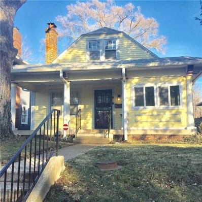 5351 Broadway Street, Indianapolis, IN 46220 - #: 21617318