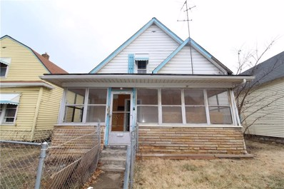 3118 E New York Street, Indianapolis, IN 46201 - #: 21617427