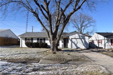 3650 N Brentwood Avenue, Indianapolis, IN 46235 - #: 21617436