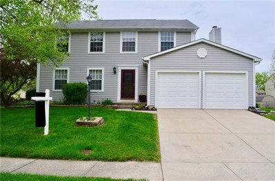 7664 Madden Place, Fishers, IN 46038 - #: 21617516
