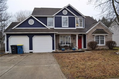 7712 Pennycroft Drive, Indianapolis, IN 46236 - #: 21617560