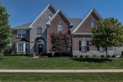 11328 Abbitt Trail, Zionsville, IN 46077 - #: 21617591
