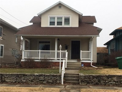 1522 A Avenue, New Castle, IN 47362 - #: 21617698