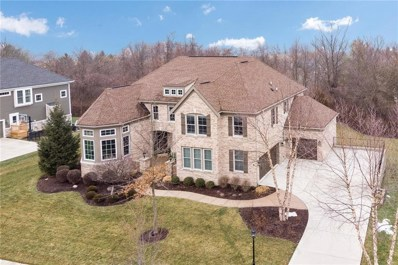 12220 Steepleview Court, Fishers, IN 46037 - #: 21617706