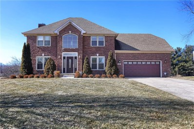 1344 S Broken Arrow Drive, New Palestine, IN 46163 - MLS#: 21617797