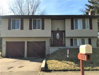 278 Fenster Drive, Indianapolis, IN 46234 - MLS#: 21617827